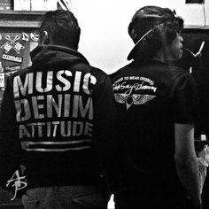 Black brothers #black #jacket