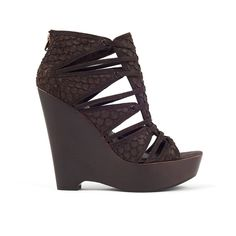 Lovin' these wedges .. perhaps something I can work towards as a treat for shedding the kgs?