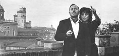 The setting of my play ROMAN NIGHTS is Anna Magnani's terrace at her Roman apartment from 1949-1972