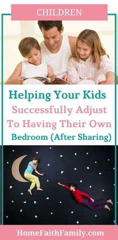 Are you wondering what age siblings should stop sharing a room? Are you worried about making the big change? You can easily help your kids successfully adjust to having their own bedroom with these 5 practical tips that actually work. Start preparing your child (and yourself) for the big change. Click to read.