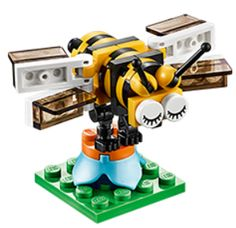 FREE LEGO Bee Mini Model Build at LEGO Stores on 4/5 - http://freebiefresh.com/free-lego-bee-mini-model-build-at-lego-stores-on-45/
