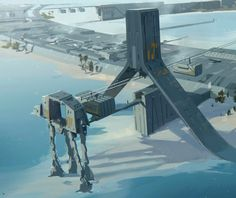 Concept artist and illustrator Matt Allsopp has posted some of the great concept and storyboard artwork he created for Rogue One: A Star Wars Story. Be sure to check out more of his Rogue One concept art featured in the art book, The Art of Rogue One: A Star Wars Story. Link: Blog | Instagram …
