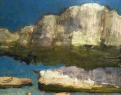 David Konigsberg 11:45, 2015 oil on canvas 44 x 56 inches $9,500inches