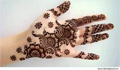 Arabic Henna Designs for Beginners-The Complete Guide