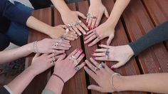 Get your Hens together and have a crafty Hen Party! Each Hen can create their every own individually designed Cocktail Ring using the materials we supply! With help and assistance from the workshop leader each Hen can construct and put together their own ring and take it away with them to wear whenever they wish! #CraftyHen #DIY #CocktailRing