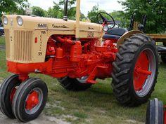 1959 Case 800 Case-o-matic Drive Tractor