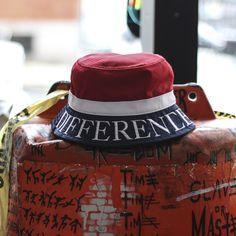 98fcada950b Civil - Mesh Bucket Hat - Red