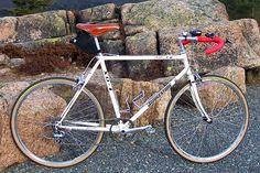 The World's Best Photos of bridgestone and vintage Bicycle Types, Book Folding, Vintage Bikes, World Best Photos, Cool Bikes, Mountain, Cool Stuff, Veils, Bicycles