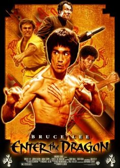 Enter The Dragon Poster. ID:1394328