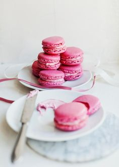 Perfect little pink treats.