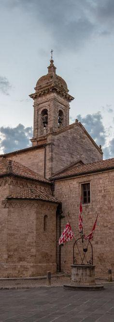San Quirico d'Orcia Village - Tuscany | Italy