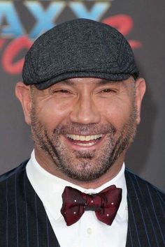 *January 1969 Drax isn't your average stereotypical soldier/warrior/musclehead. Batista Wwe, Dave Bautista, Wwe Champions, Mens Clothing Styles, Stars, 18th, January, Happy Birthday, David