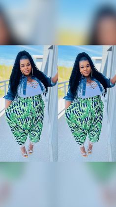 Plus Size Summer Fashion, Plus Size Summer Outfit, Plus Size Fashion Tips, Plus Size Beauty, Apple Body Shape Outfits, Plus Size Sewing, Cute Outfits With Jeans, Curvy Women Fashion, Women's Fashion