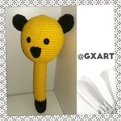 Babybell Crochet (Posts by GXart Paper)