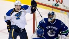 It was only two years ago that the Canucks nearly took home the Stanley Cup – and had fans shelling out big bucks for a chance to see them play. But many Vancouver ticket brokers are saying the market has cooled considerably this year, with the cost of catching a game dropping by as much as 45 per cent.   Read more: http://bc.ctvnews.ca/canucks-tickets-sales-slowest-since-90s-sellers-say-1.1211303#ixzz2OfPQmmTw