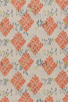 Linen Drapes Orange Curtains Custom Draperies by SPCustomDrapery