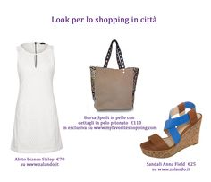 Look per lo shopping in città http://www.myfavouriteshopping.com/blog/personal-shopper/