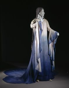Costume for Ganna Walska as Mélisande, 'Pelléas et Mélisande' LACMA Collections