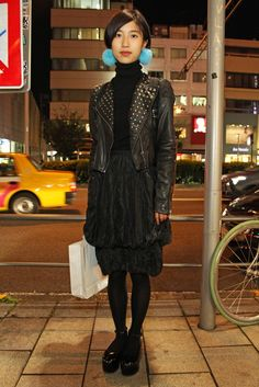 They Are Wearing: Tokyo Fashion Week - Slideshow