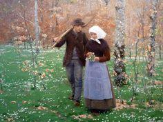 Título desconocido. H.A. Brendekilde (Dinamarca 1857-1942).