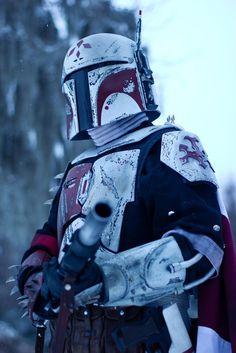 Snow Mando. Star Wars VII: The Force Awakens
