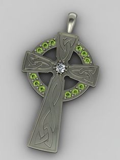 Hand Crafted Celtic Cross by Ragan's Jewelry Custom Designs ...