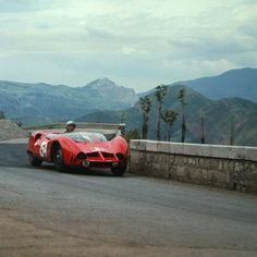 1962 Targa Florio winner Colin Davis | Maserati T64