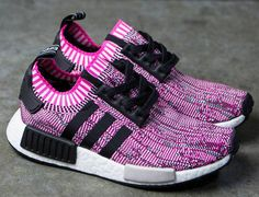 """0853d869ebe adidas just unleashed one of the freshest colorways of the popular NMD shoes  – this """""""