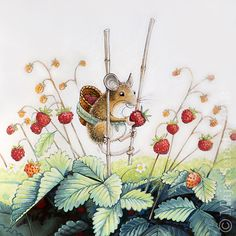 Little Mouse by Maja Sereda.