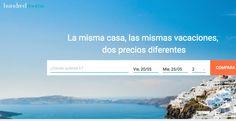 Hundredrooms, el metabuscador español de viviendas turísticas cierra su primera gran ronda de financiación. La startup fundada y lideradapor José Luis Mar