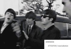 Paul: I'M HEEEERE John: I've got you princess George: ugh