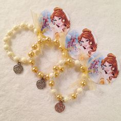 8 – Princess Belle Enchanted Rose Bracelet Birthday or Slumber Party Beauty and the Beast Birthday Enchanted Rose Party Favor Belle Birthday 8 – Belle [. Slumber Party Activities, Activities For Girls, Beauty And The Beast Party, Belle Beauty And The Beast, Birthday Party Favors, Birthday Parties, Birthday Ideas, Disco Party Decorations, Princess Tea Party