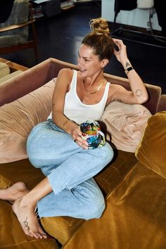 So much more than just a model. Erin Wasson has such a unique sense of style and a secret passion for vintage treasures. #WCW