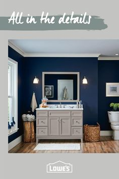 Those little touches make a big difference. Instantly transform your bathroom with a fresh set of fixtures. Available in a wide variety of colors, finishes and styles, there's sure to be the right fit for your space at Lowe's.
