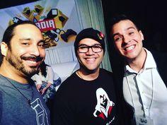 Al fin logramos saludar al inigualable #youtuber @tatitotales !!!!! Uno de los #host oficiales de #labatalladearcadia !! #youtubepr @youtubersboricuas #gamers #gaming