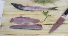 Cómo filetear sardinas, todos los consejos