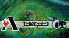 Goodbye Teferi Hello Counterspells | Flash//Rewind! | MTG Arena | Standard Ranked