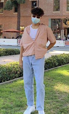 Indie Outfits, Retro Outfits, Cute Casual Outfits, Fashion Outfits, Teenage Boy Fashion, Summer Outfits Men, Genderqueer, Mens Clothing Styles, Streetwear Fashion