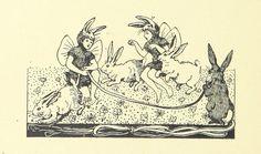 jump-roping bunnies