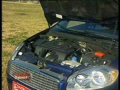 Prueba de manejo Fiat Linea Essence 1.9 16v (130 cv) - 2009.