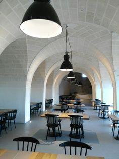 Light design puglia architettura masseria indoor