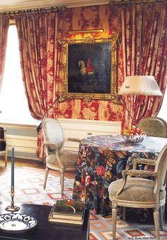 Jacqueline Kennedy Onassis' apartment