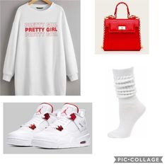 Teen Swag Outfits, Baddie Outfits Casual, Dope Outfits, School Outfits, New Outfits, Girl Outfits, Fashion Outfits, Trending Clothes, Trending Outfits
