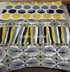 041 Diaper Bag Tutorials, Diaper Bag Patterns, Baby Patterns, Sewing For Kids, Baby Sewing, Sewing Ideas, Sewing Projects, Baby Diaper Bags, Baby Bags