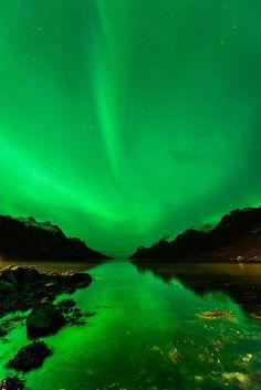 Du grønne, glitrende ... fjord? | par mirrormatch