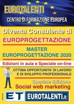 EUROPROGETTAZIONE - Europrogettazione LAVORA SUBITO CON I FONDIEUROPEI.Specializzati in ProgettazioneEuropea iscriviti al sito www.eurotalenti.it  - http://www.ilcirotano.it/annunci/ads/europrogettazione-2/