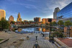 Providence, Rhode Island. I really want to go here, no idea why.