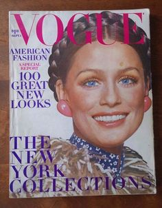 vintage Vogue Magazine September 1 1970 NYC Penn special edition large 434 pages