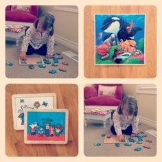 Puzzling Quiet Time Activities, The Past, Children, Frame, Young Children, Picture Frame, Boys, Kids, Frames