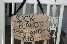blackflipflops: How to Have a Frugal (aka Cheap!) and Creative Pirate Party